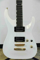 NOUVEAU Guitare Custom White Horizon II NT 2011 Seymour Duncan Micros blanc blanc Floyd Rose Tremolo Bridge Guitare électrique