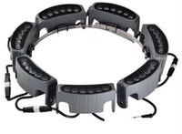 Runder Kreis-Baum-Licht wasserdichtes Punktlicht im Freien LED Flut-Lampen 3W 6W 12W 18W LED Flutlicht-Landschaftsbeleuchtung