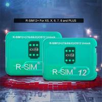 RSIM12 + идеальная разблокировка для ios 12.3 R-sim 12 + оригинальная SIM-карта ICCID разблокировка для iphone X iphone 8 7 7p 6p 6s 4G Sprint ATT