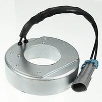 Freeshipping 1 Pz Auto Compressore AC di Alta Qualità Magnetico Frizione Bobina per CVC Opel Astra Zafira Meriva / Delphi 12V