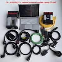 CF-AX2 utilisé un ordinateur portable 1TB super mini SSD nouvelle voiture Soft-Ware scanner de diagnostic pour BMW Icom Suivant MB Début 5 SD Connect C5 avec HTT