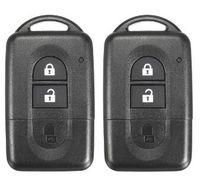 닛산 원격 셸 2 버튼 NSN14 닛산 키 커버 moq 고품질 자동 키 5 개 무료 배송