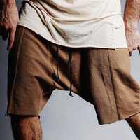 남자 반바지 힙합 streetwear 바지 망 스웨터 스웨터 바지 여름 남성 짧은 남성 옴므 하렘