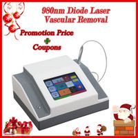 980nm diode laser vascular removal machine spider vein machi...