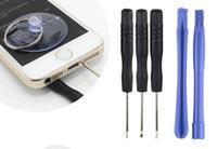 Telefone celular Reparing ferramentas 8 em 1 Reparação Pry Kit Ferramentas de Abertura Pentalobe Torx chave de fenda Para Apple iPhone 4 4S 5 5s 6 moblie telefone