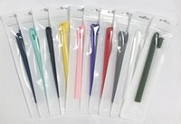 قلم رصاص غطاء غطاء لتفاح 1 2 لينة سيليكون حامي 100pcs / lot