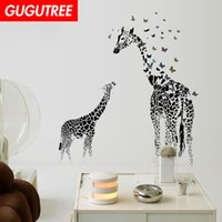 Decorate Home deer cartoon wars art wall sticker decoration ...