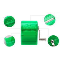 Acrylic Smoke Grinder by hand 2 Parts Acrylic Herb Tobacco G...