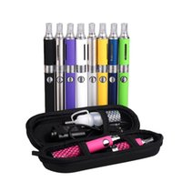 EVOD MT3 Kit Kit singole atomizzatore Evod batteria USB Charger E Cigs Ecigarette 650mAh 900mAh 1100mAh Starter Kit MT3 Vape Carrelli con il sacchetto