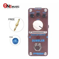 Nuevo DUMBLER AROMA ADR-3 Dumble Amp Sound (Overdrive) Mini efecto analógico True Bypass