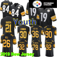 brand new 55237 573e1 Wholesale Antonio Brown Jersey for Resale - Group Buy Cheap ...