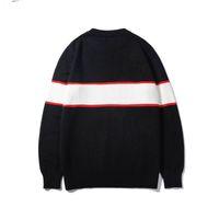 편지 긴 소매 봄 패션 점퍼로 가을 후드 티 남성용 스웨터 럭셔리 후드 울 스웨터는 의류 M-2XL 탑