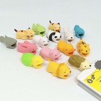 Mixcolor Anime Animal Cable Bite for iPhone Cable cord Phone...