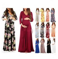 cf106ea2bf7a Wholesale elegant pregnancy clothes for sale - Women Dress Maternity  Photography Prop Pregnancy Clothes Elegant Maternity