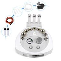 3 1 Elmas Mikrodermabrazyon Güzellik Makinası Vakum Emiş Aracı Sudaki bir soyma makinesi Yüz Yüz Skin Sprey