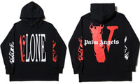 Vlone Screwhead Hoodie Sweatshirt Men Women Jackets Tracksui...