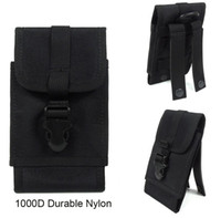 Tactical Nylon mobile phone case pouch 1000D Nylon waterproo...
