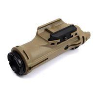 Tactical XH-15 Pistol Light 350 Lumen LED Gun Light Rapid Implantar o Holster XH15 Hunting Rifle Lanterna