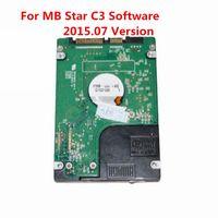 2020 Últimas C3 HDD Por MB Estrela C3 Software 2.015,07 versão para Mercedes Benz Auto Diagnostic Promoção de ferramentas com técnicos do navio Livre