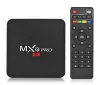 MXQ PRO Android 7. 1 S905W Quad Core 1+ 8G Smart TV Box 4Kx2K ...