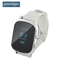 Greentiger GPS WIFI Smart Children Watch Tracker Locator Ant...