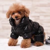 할로윈 의상 겉옷 작은 개 따뜻한 코튼 의류 프랑스 불독 Manteau 치엔 개 애완 동물 의류에 대한 애완 동물 개 코트 의류 겨울