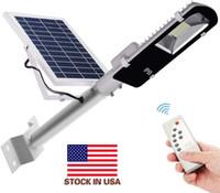 在庫+ 60W防水1つのLEDソーラーストリートライトPRECTION BRIDGELUX LEDライトソース屋外LEDソーラーストリートライト