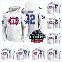 100 Classic Breakaway jugador Montreal Canadiens Jersey Jonathan Drouin Max Pacioretty Paul Byron Froese Galchenyuk Brendan Gallagher