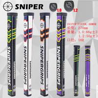 Sniper Golf Poignées de haute qualité PU Golf Putter Poignées 4 Couleur à Choix 1PCS / Lot Clubs de golf Grips Livraison Gratuite