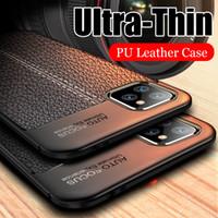 Luxe en cuir PU souple en silicone cas pour iphone11 11Pro 7 8 6 6s X PLus Cover pour iPhone 11 Pro X Xr X Max antichocs Bumper Case