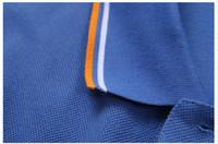 Moda-Men Clássico Fred Camisa Polo Inglaterra perry Algodão de Manga Curta NOVA Chegou Verão Tênis Algodão Polos Branco Preto S-3XL frete grátis