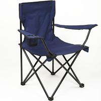 جميع الألوان المحمولة في الهواء الطلق كرسي قابلة للطي كرسي التخييم كرسي الشاطئ قابلة للطي FCC001