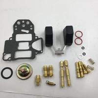 40/42/45 DCOE Carburateur Carb Reconstruire réparation Tune Up Kit W flotteur pour weber EMPI