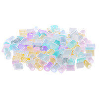 80gram lot 7200pcs Glass Beads For Home Jewelry Making DIY B...