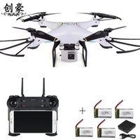 Altitude Hold Sg600 Drone Rc With Hd Camera Fpv Quadcopter R...