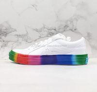 2020 Tyler The Creator x Una estrella buey Golf diseñador de moda zapatillas Le Fleur TTC zapatos casuales para zapatos de skate Deporte Hombres Mujeres c5