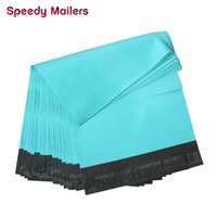 100PCS 10x13inch Colorful Poly Mailer Teal Green Poly Mailer...