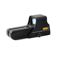 Тактическая голографическая красная зеленая точка 552 зрение Оптическая линза Reflex Область применения для 20 мм винтовка винтовки Airsoft Pun