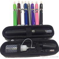 Boîte à glissière EVOD MT3 Kits de démarrage de démarrage E-Cigarette Kit MT3 Tanks E cigarette Mt3 Atomizer Clearomizer Evod Battery Cigarettes électroniques Vape DHL