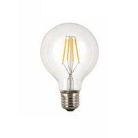 G80 LED لمبة عكس الضوء 2W 4W 6W E27 أدى ضوء لمبة 220 فولت خمر خيوط مصباح لهواتف الإضاءة على أي حال