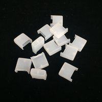 새로운 실리콘 먼지 캡 케이스 고무 보호 커버 피부 위생 평면 먼지 증거 소매 코코 카트리지 포드 vape 펜 무료 배송