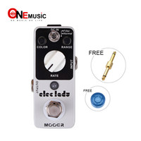 Mooer Eleclady Analog Flanger Pedal Classic analog flanger s...