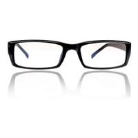 Gros-ordinateur bleu clair Ray optique Lunettes PC Anti rayonnement en verre Eye Vision Stprotection Femmes Hommes Lunettes Cadre