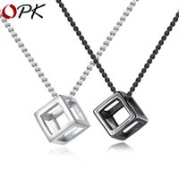Euro- American retro simple hollow pendant personality simple...
