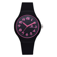 digital stylish women quartz watches drop shipping 2019 new fashion simple black clock BGG  Ms student wristwatches gifts