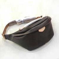 Mais recente sacos de ombro Stlye Bumbag Corpo Cruz Bolsa de cintura para as mulheres Temperamento Bumbag Cruz Bloco de Fanny Bum cintura designer sacos Bumbag