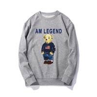 2019 new fashion men' s sweater handsome fashion with im...