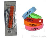 Заводская цена 5000пк/лот Комаров ленточные браслеты Anti Mosquito чистый природный детские браслеты ручной кольцо
