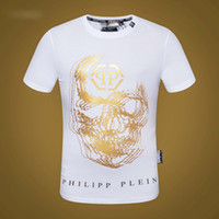 Italian designer polo shirt fashion Medusa T- shirt men'...