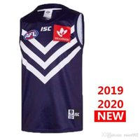 new 2019 2020 Freemantle Wharf Worker HOME Rugby Jerseys AFL...